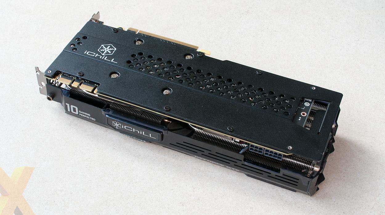Review: Inno3D iChill GeForce GTX 1080 Ti X3 - Graphics - HEXUS net
