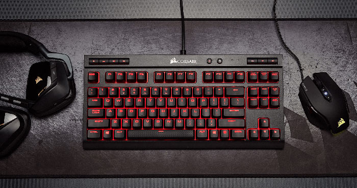 Corsair K63 tenkeyless gaming keyboard launched - Peripherals - News ... 19a45ea7c46b8
