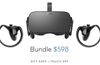 <span class='highlighted'>Oculus</span> Rift pricing gets sliced, Rift bundled with Touch for $598