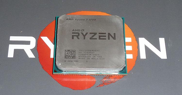 Review Amd Ryzen 7 1700 14nm Zen Cpu Hexus Net