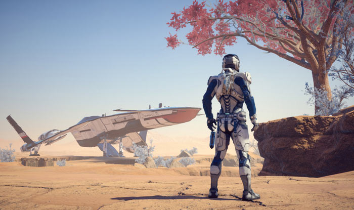 Mass Effect Andromeda Romance Guide: Who Likes Your Character