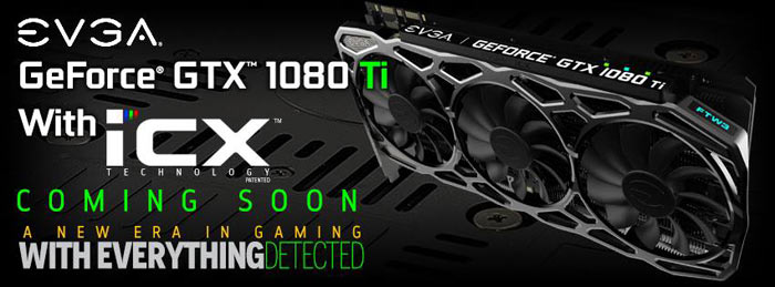 Inno3D and EVGA tease GeForce GTX 1080 Ti designs - Graphics - News