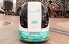 Driverless shuttle bus starts extended trials in London