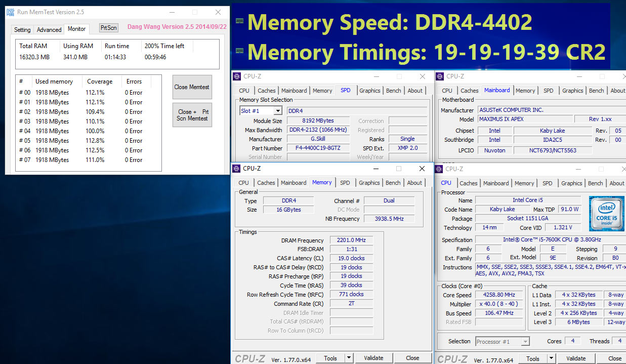 G Skill Trident Z DDR4-4333MHz 16GB (8GBx2) RAM kit announced - RAM