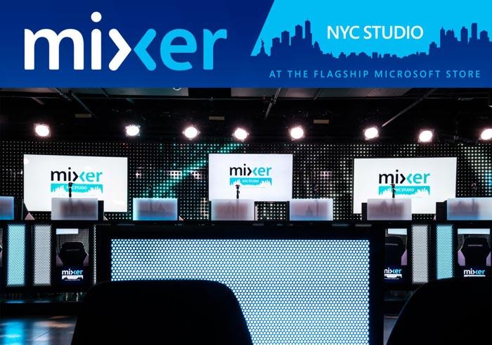 Microsoft Beam game streaming becomes Mixer - Software