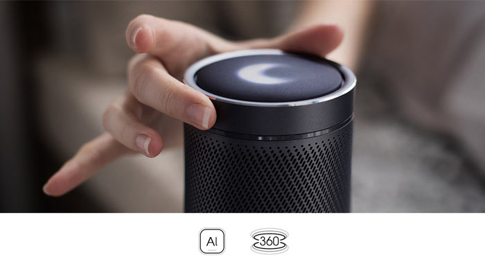 Harman Kardon's Cortana-powered speaker leaks ahead of launch