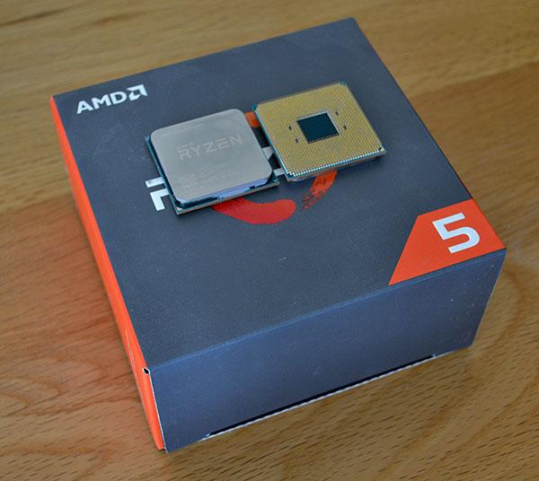 Review: AMD Ryzen 5 1400 and Ryzen 5 1600 (14nm) - CPU