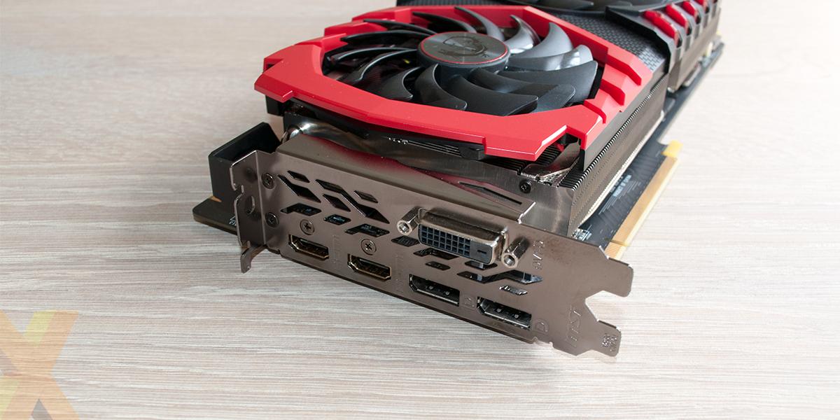 Review: MSI GeForce GTX 1080 Ti Gaming X - Graphics - HEXUS net