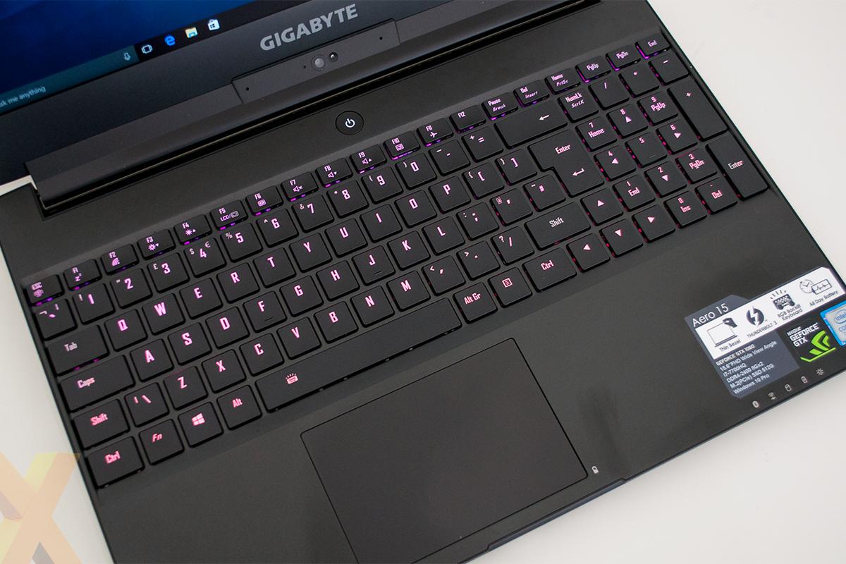 Review: Gigabyte Aero 15 - Laptop - HEXUS net