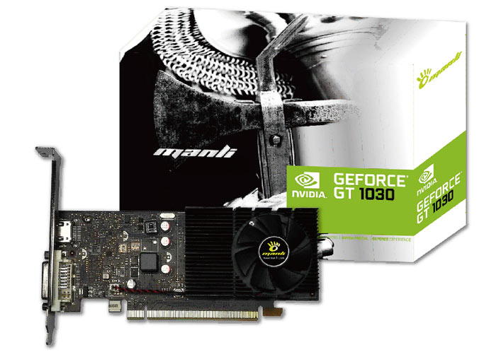 Nvidia partners introduce GeForce GT 1030 graphics cards - Graphics