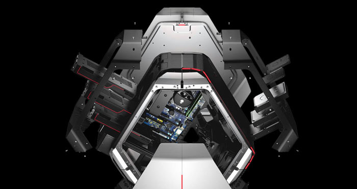 Alienware Area-51 with AMD Threadripper or Intel Core-X - Systems