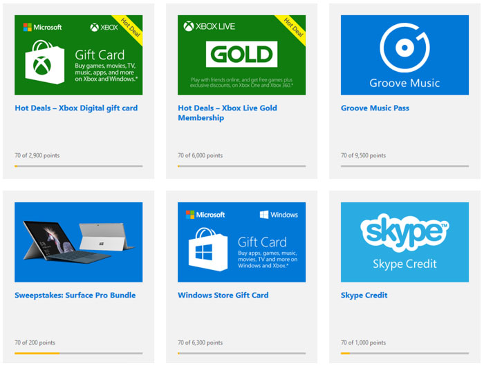 Microsoft Bing Rewards launched for UK residents ...
