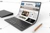 Lenovo teases future flexible screen laptop design