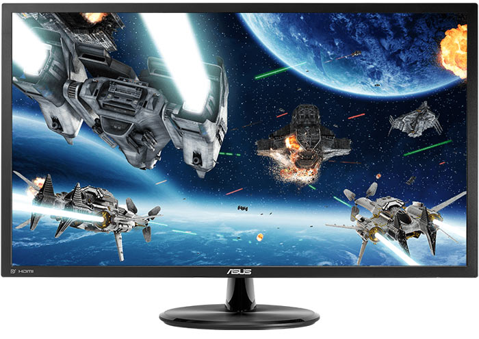 Asus reveals the VP28UQG 28-inch 4K gaming monitor