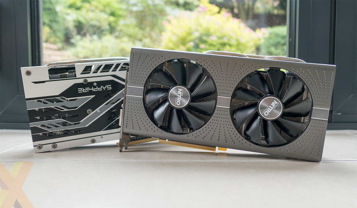 Review: Sapphire Radeon RX 580 Nitro+ in CrossFire