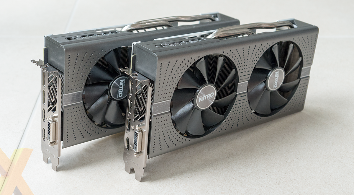 Review Sapphire Radeon Rx 580 Nitro In Crossfire Graphics Pulse Rx550 4gb Weve Often Lamented The State Of Multi Gpu Support Modern Games But This Is An Always Evolving Area Market And Were Intrigued To See How