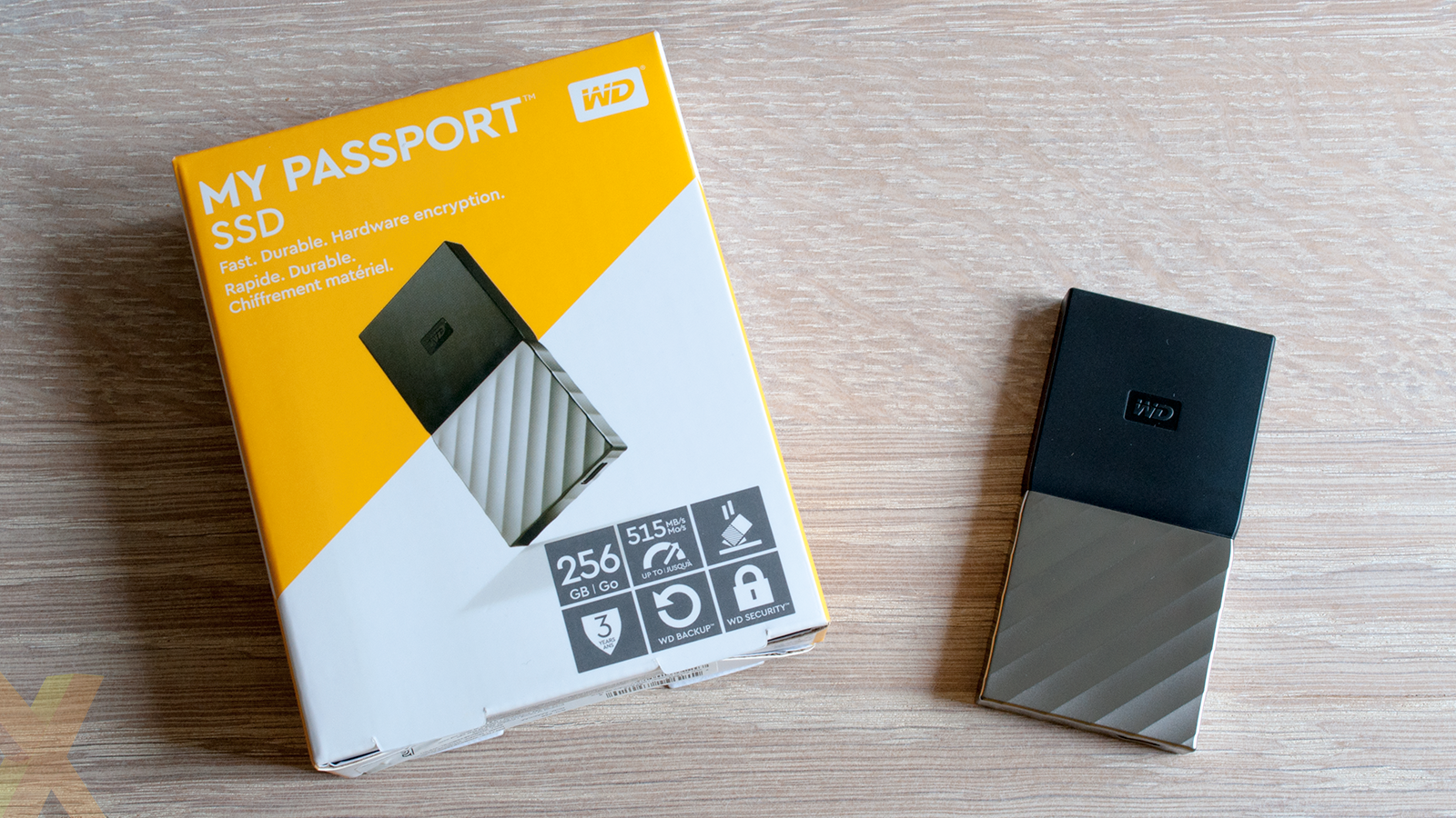 Review: WD My Passport SSD (256GB) - Storage - HEXUS net