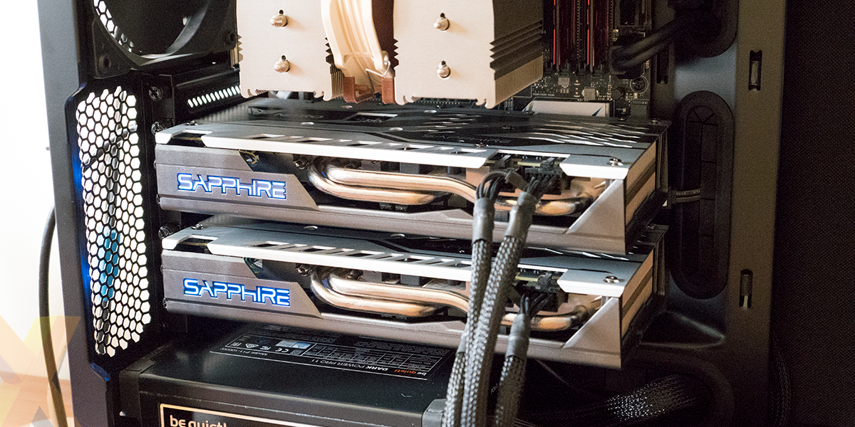 Review: Sapphire Radeon RX 580 Nitro+ in CrossFire - Graphics