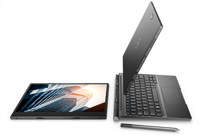 Dell Latitude 7285 is world's first wireless charging notebook