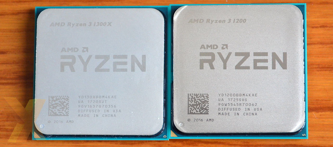 The new Ryzens fall into line in expected order. The underlying Zen architecture is based on aggregating two CPU Complexes each composed of four cores ...