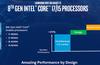 Intel releases 8th Gen Core U-Series processors