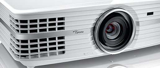 Review: Optoma UHD550X DLP Home Entertainment Projector