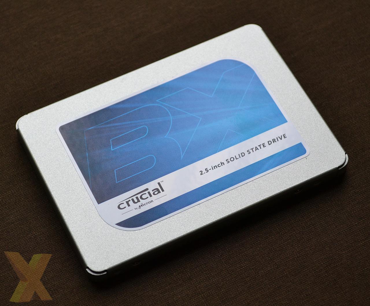 Review: Crucial BX300 (480GB) - Storage - HEXUS net