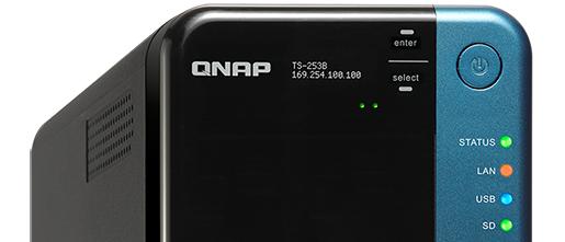 Review: Qnap TS-253B - Storage - HEXUS net
