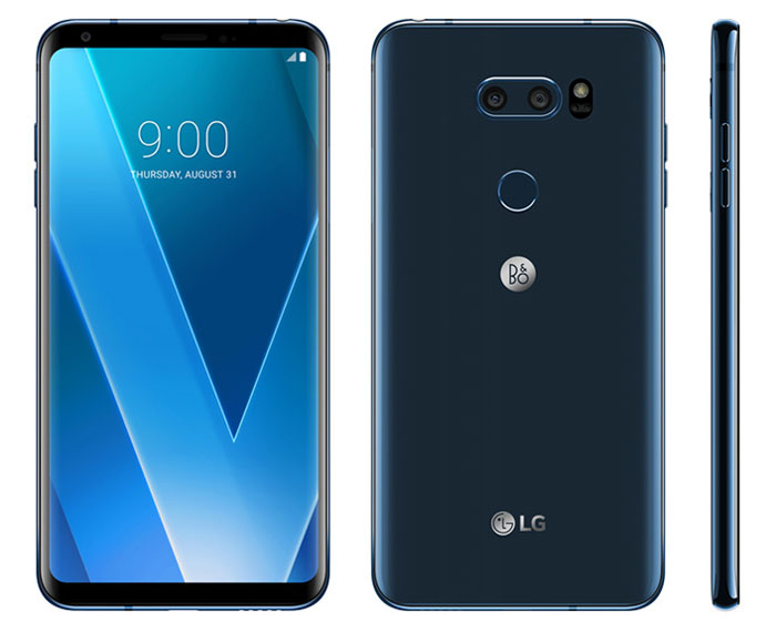 IFA 2017 | LG V30 is now official after numerous leaks and teasers