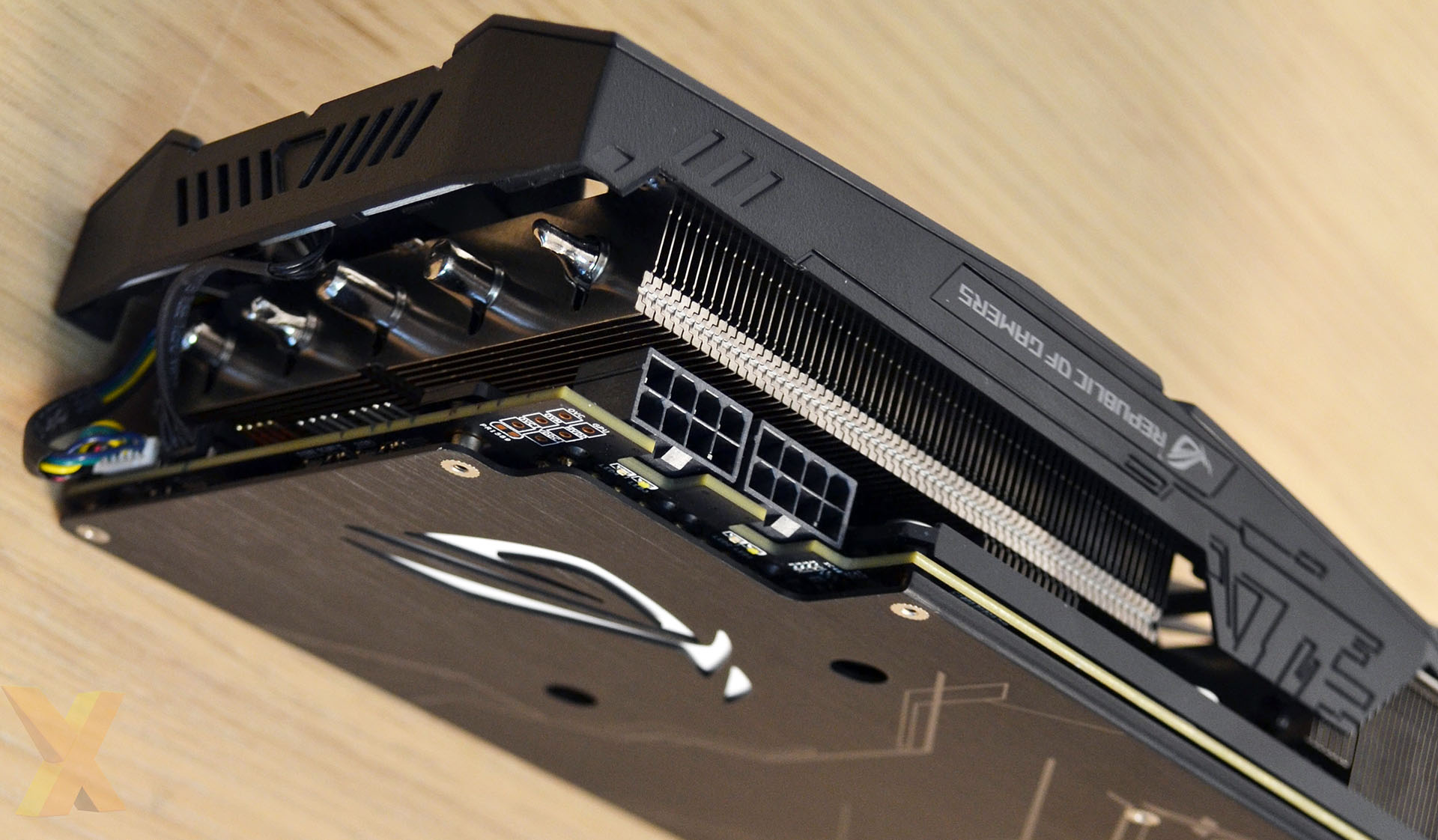 Review: Asus Radeon RX Vega 64 Strix Gaming - Graphics - HEXUS net