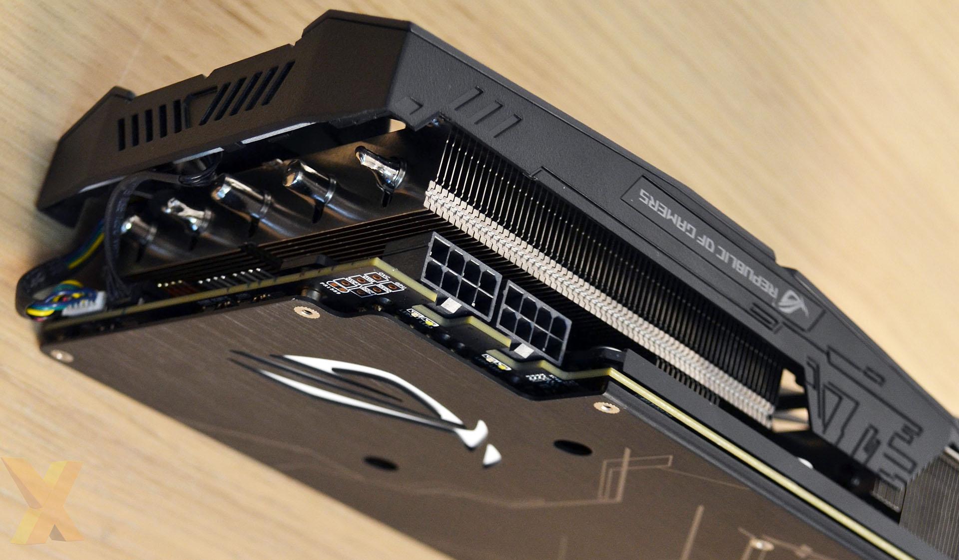 Review: Asus Radeon RX Vega 64 Strix Gaming - Graphics