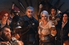 The Witcher, Geralt of Rivia, celebrates his 10th anniversary