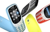 Nokia updates the Nokia 3310 handset with 3G connectivity