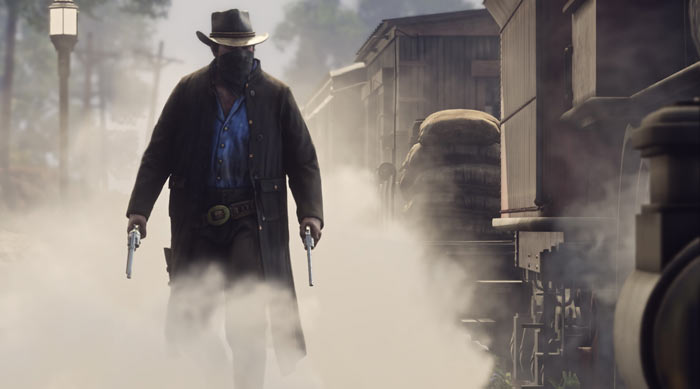 Red Dead Redemption 2 gets second trailer