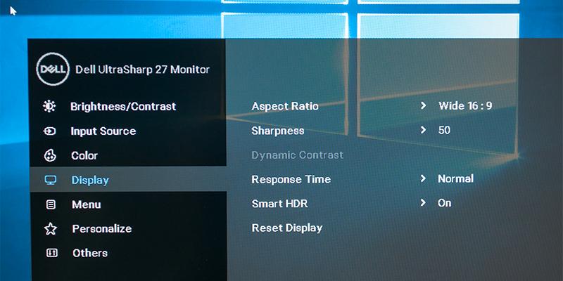 Review: Dell UltraSharp U2718Q - Monitors - HEXUS net