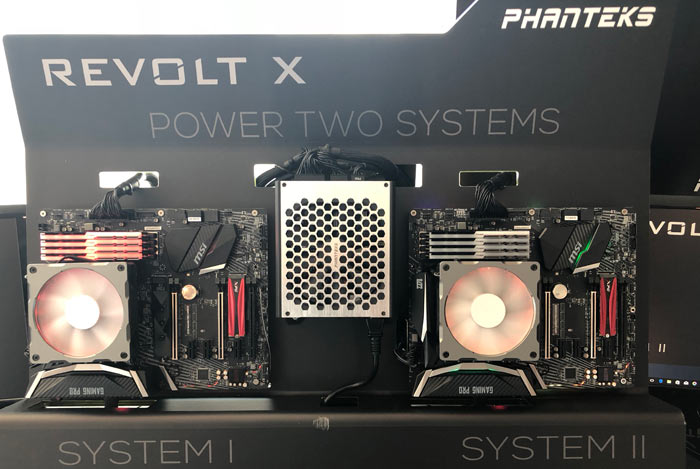 Phanteks enters PSU market with its Revolt line - PSU - News - HEXUS net
