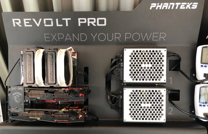 Phanteks enters PSU market with its Revolt line - PSU - News