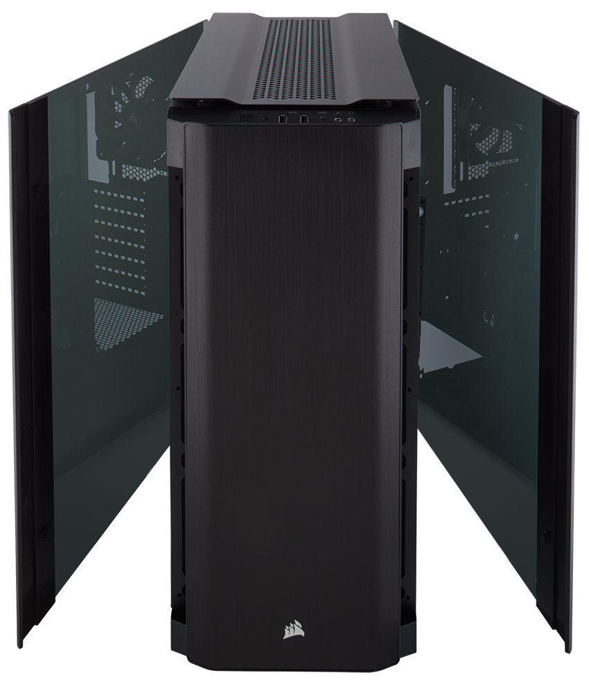 Review: Corsair Obsidian Series 500D - Chassis - HEXUS net