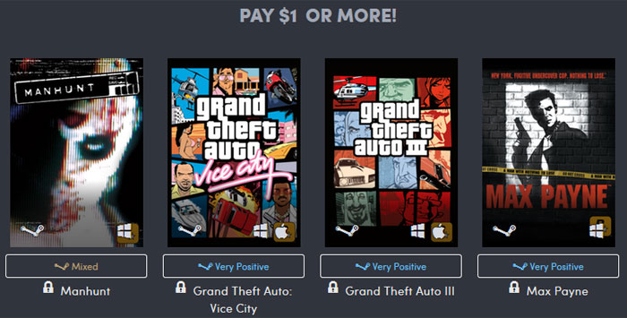 This classic GTA Vice City bundle is insanely cheap at just 71p