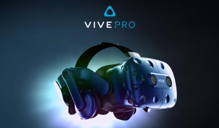 HTC Vive Gets a Hardware Revision