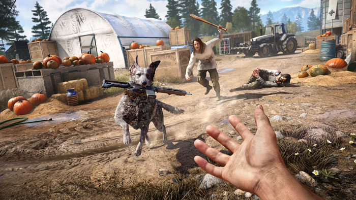 Ubisoft Reveals Far Cry 5 Recommended Specs For Pc Pc News