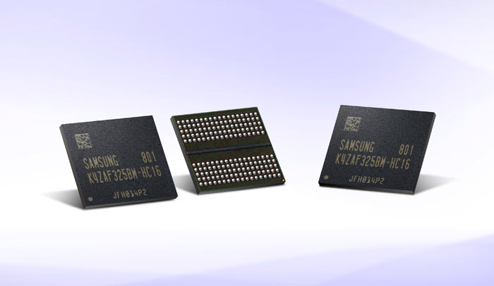 Samsung Electronics Announces Industry's First 16-Gigabit GDDR6 for Advanced Graphics Systems
