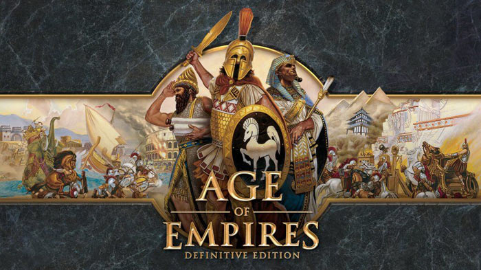 Definitive Version Launches February — Age Of Empires