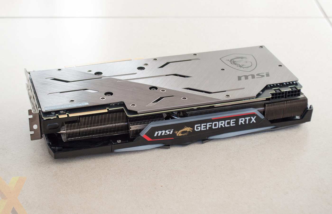 Review: MSI GeForce RTX 2080 Gaming X Trio - Graphics
