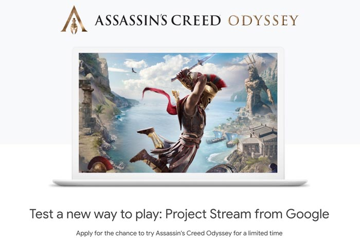 Google announced a new game streaming service called Project Stream