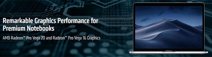 Amd Launches Its Radeon Vega Mobile Discrete Graphics Graphics News Hexus Net