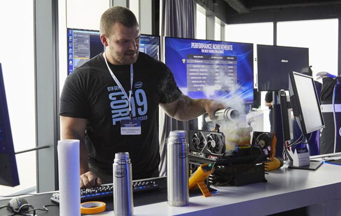 Intel Core i9-9900K overclocked beyond 7 6GHz - CPU - News