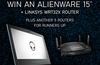 Win a Killer-enabled Alienware 15 gaming bundle