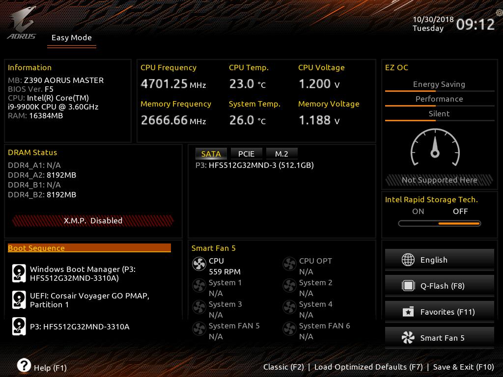 Review: Aorus Z390 Master - Mainboard - HEXUS net