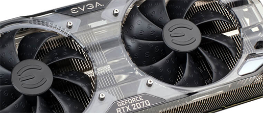 Review: EVGA GeForce RTX 2070 XC Ultra Gaming and Black